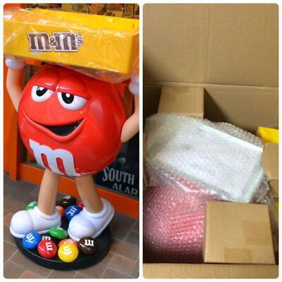 $1239 • Buy M&M's Red Character Candy Store Display With Storage Tray Free Shipping From JPN