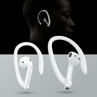$ CDN1.55 • Buy 1 Pair Earhook Holder For Apple AirPods Strap Silicone Sport Anti-lost Ear Hook@