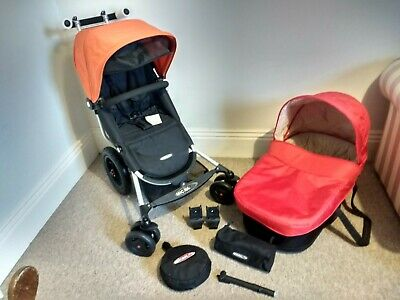 Micralite Toro. Buggy And Carrycot. Brand New. • 260£