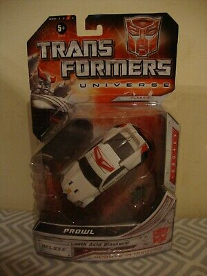 £23.99 • Buy Transformers Universe Deluxe Class Prowl Action Figure.