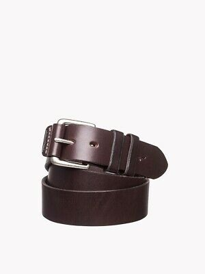 AU89.99 • Buy RM Williams 1 1/2 Covered Buckle Belt - RRP 119.99 - FREE EXPRESS POST - SALE SA