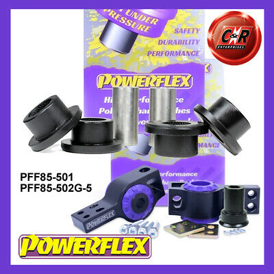 AU451.48 • Buy VW Passat B6 B7 06-13 Powerflex FrArm Bushes NoLift+Caster PFF85-501/85-502G-5