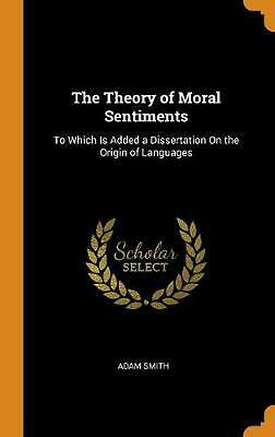 AU82.79 • Buy Theory Of Moral Sentiments By Adam Smith (English) Hardcover Book Free Shipping!