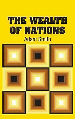 AU53.22 • Buy Wealth Of Nations By Adam Smith (English) Hardcover Book Free Shipping!