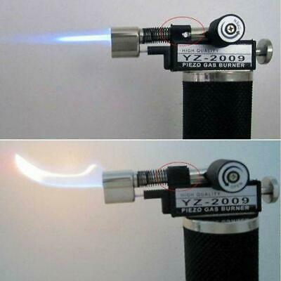 Micro Blow Torch Adjustable Flame Gold Silver Welding Soldering Jewelry Torch R • 12.88£