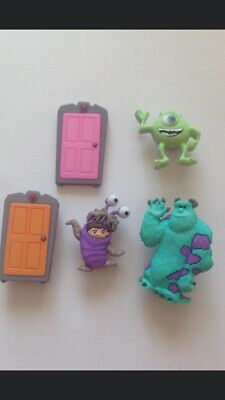 Monsters Inc Mike James Boo Disney Childrens Cake Deco Crafts  • 4.50£