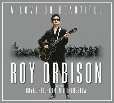 $18.02 • Buy A Love So Beautiful: Roy Orbison With The Royal Philharmonic Orchestra CD NEW