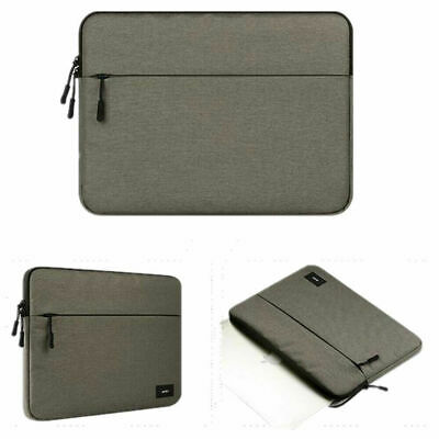 Laptop Sleeve Case Pouch Cover Bag For 13.3 13.5 13.9  Macbook HP Dell US-Coffee • 13.86$