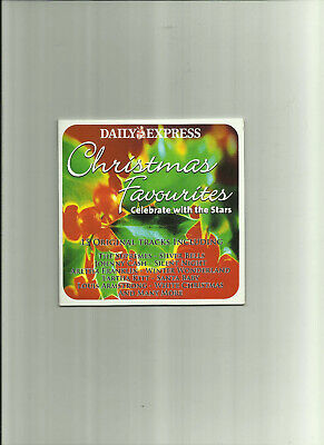 Christmas Favourites: Celebrate With The Stars (2004) 15 Tracks  • 1.20£