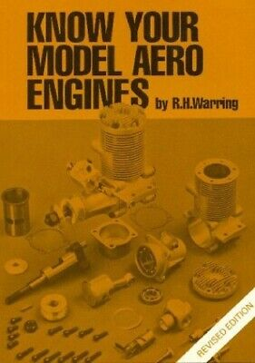 £65.99 • Buy Know Your Model Aero Engines By Warring, R.H. Paperback Book The Cheap Fast Free