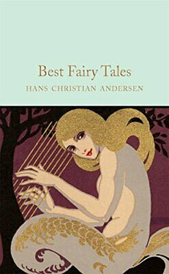 Best Fairy Tales (Macmillan Collector's Library) New Hardcover Book • 6.64£
