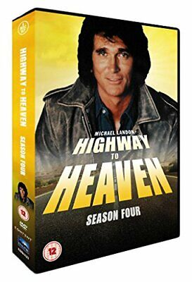 £67.27 • Buy Highway To Heaven - Season Four [UK DVD] - DVD  ZYVG The Cheap Fast Free Post