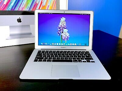 $579 • Buy Apple MacBook Air 13  Laptop / 1.7 GHz Intel I7! / OSX-2018! / 3 Year Warranty!