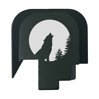 $14.99 • Buy Bastion Rear Slide Back Butt Plate Cover For Smith Wesson M&P45 Shield - Wolf