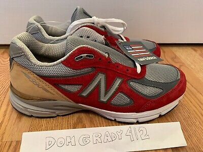 $149.99 • Buy New Balance 990v4 Thanksgiving Day Red/tan Made In The USA M990TD4 Mens Size 8