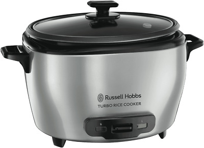 AU59 • Buy NEW Russell Hobbs RHRC20 Turbo 20 Cup Rice Cooker