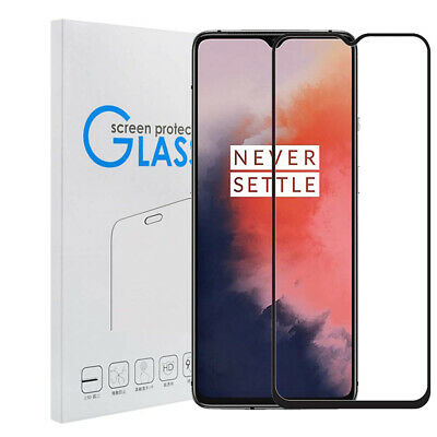 AU10.50 • Buy Oneplus 5/5T/6/6T/7/7T PRO Screen Protector Full Coverage NS Tempered Glass