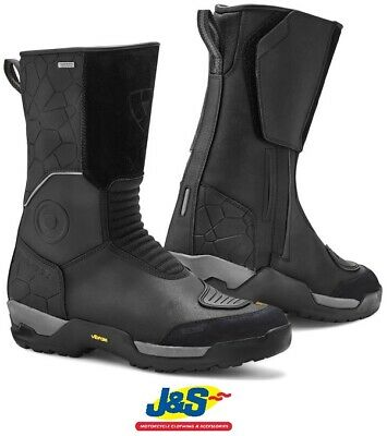 £149.99 • Buy Revit Trail H20 Motorcycle Boots Waterproof Touring Armoured Leather Biker Black