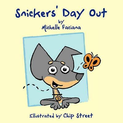 AU22.67 • Buy Snickers' Day Out By Michelle Faciana (English) Paperback Book Free Shipping!