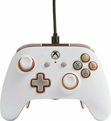 PowerA - Fusion Pro Controller For Xbox One S X - White - FACTORY SEALED • 74.99$