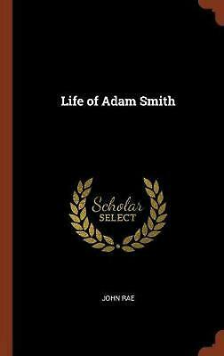 AU82.10 • Buy Life Of Adam Smith By John Md Rae Hardcover Book Free Shipping!