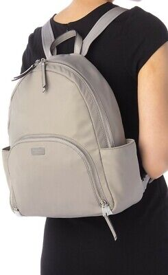 $ CDN158.18 • Buy NWT Kate Spade Large  Tech Ready Backpack Soft Taupe    MSRP $299.00