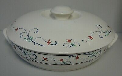 $36.95 • Buy Mikasa ANNETTE 1-1/2 Qt Covered Casserole Bowl NICE  More Items Available