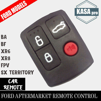 AU12.69 • Buy Ford Aftermarket Remote Control Central Locking Key Less Ba Bf Falcon Territory!