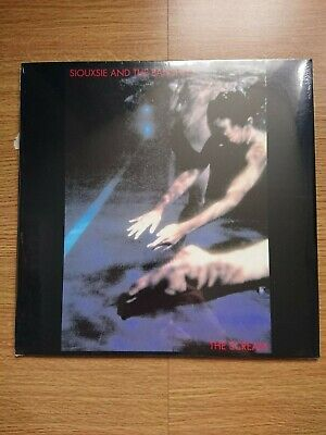 LP Siouxsie And The Banshees-The Scream (2018) • 14.99£