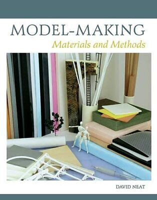 £8.99 • Buy Model-making: Materials And Methods By Neat, David Hardback Book The Cheap Fast
