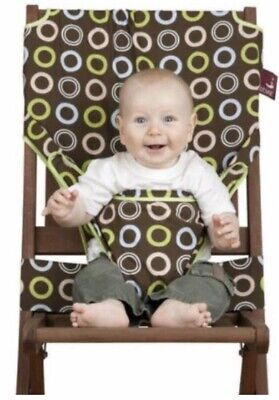 Totseat For Babies Who Lunch - The Washable Squashable Highchair BN RRP£30 • 15£