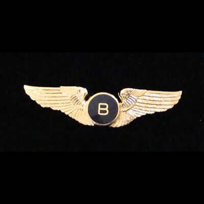 Bonanza Airlines Pilot's Wings • 54.99$