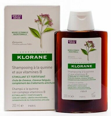 $ CDN23.80 • Buy Klorane Shampoo With Quinine And B Vitamins For Thinning Hair. 200ml