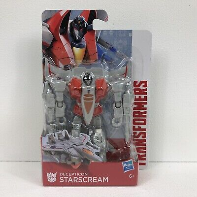 Transformers Authentics Decepticon Starscream 4  2018 Action Figure Hasbro 6+ • 12.99£