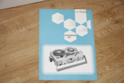 Nagra IS Product Brochure • 2.99£