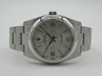 $ CDN6660.33 • Buy Rolex 116000 Oyster Perpetual Mens Stainless Steel Automatic Watch 36mm