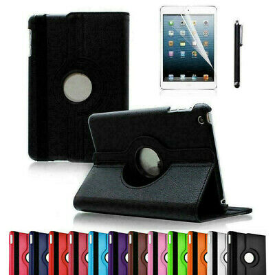 $12.79 • Buy 360 Rotating Case For IPad 10.2  2019 7th Generation Leather Smart Stand Cover
