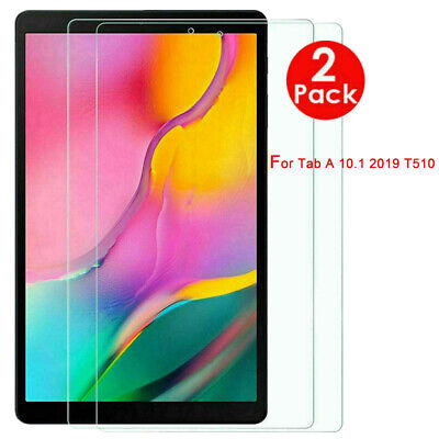 £4.45 • Buy Screen Protector For Samsung Galaxy Tab A 10.1  2019 T515/T510 Tempered Glass 2X