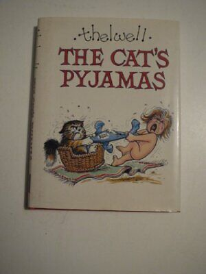 £4.49 • Buy The Cat's Pyjamas By Thelwell Hardback Book The Cheap Fast Free Post