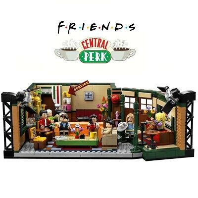 LEGO Ideas: FRIENDS 25th Anniversary: CENTRAL PERK (21319) VIP Exclusive Set NEW • 79.99$