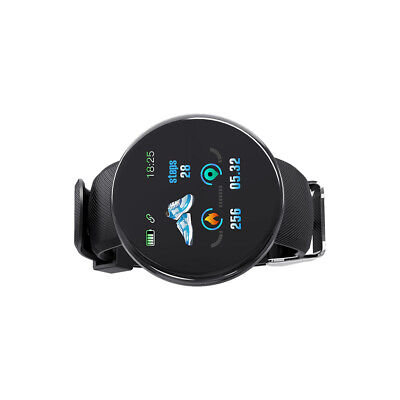 AU21.15 • Buy D18 Smart Watch 1.3 Inch TFT Screen IP65 Waterproof Bracelet Sport Y4G7