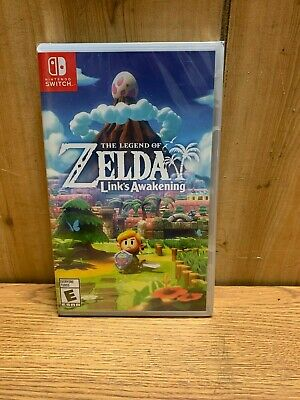 Legend Of Zelda Links Awakening Nintendo Switch  • 20$