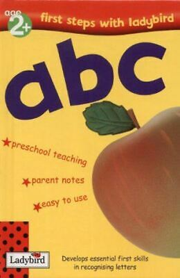 Like New, First Steps: ABC (First Steps With Ladybird), Clark, Lesley, Hardcover • 2.99£