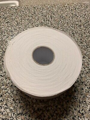 $9.99 • Buy Bleached Cotton Roll Waxing Strips, Hair Removal 40 Yard 2.5 - OPEN