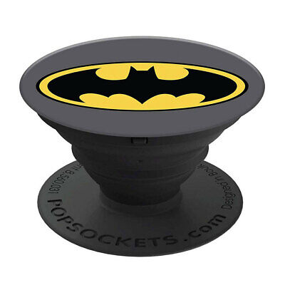 AU27 • Buy PopSockets Universal Swappable PopGrip Licensed Holder W/ Base Batman For Phones