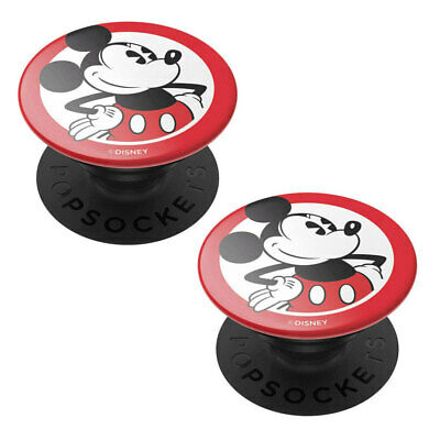 AU47 • Buy 2PK PopSockets Swappable Pop Grip Licensed Universal Mickey Classic For Phones