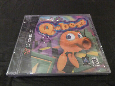 $ CDN50.68 • Buy Qbert (Sega Dreamcast,brand New Sealed)