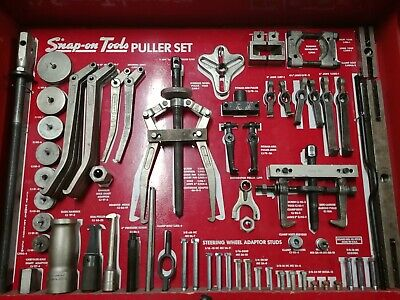 $1899.88 • Buy Snap-on Tools Master Puller Set: 2 / 3 Jaw Slide Hammer Cabinet VE-102B CJ2000