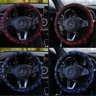 $2.88 • Buy Steering Wheel Cover Car Accessories Interior Style Cute Fashion For Girl Women