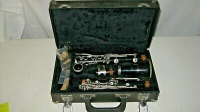 $49.99 • Buy Vintage Bundy - Resonite Clarinet By Selmer - In Case